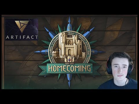 Homecoming, Artifact And The Future