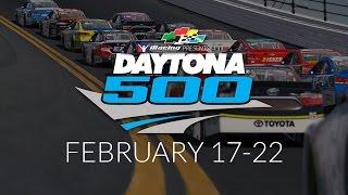 Race the Daytona 500 on iRacing // February 17-22