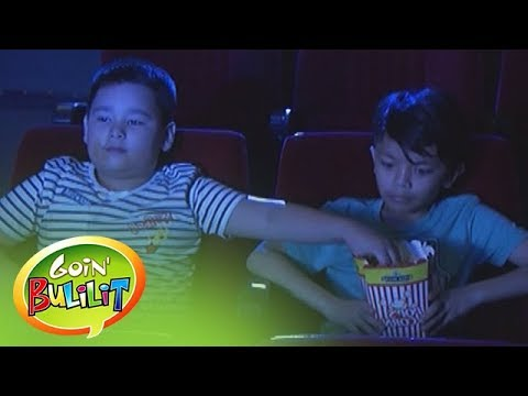 Goin' Bulilit: Funny movie house moments: John Steven de Guzman fails to enjoy the movie because of the other movie patrons.  Subscribe to ABS-CBN Entertainment channel! - http://bit.ly/ABS-CBNEntertainment  Watch the full episodes of Goin' Bulilit on TFC.TV   http://bit.ly/GoinBulilit-TFCTV and on IWANT.TV for Philippine viewers, click:  http://bit.ly/GoinBulilit-IWANTv  Visit our official website!  http://entertainment.abs-cbn.com/tv/shows/goinbulilit/main http://www.push.com.ph  Facebook: http://www.facebook.com/ABSCBNnetwork  Twitter:  https://twitter.com/ABSCBN https://twitter.com/abscbndotcom Instagram: http://instagram.com/abscbnonline
