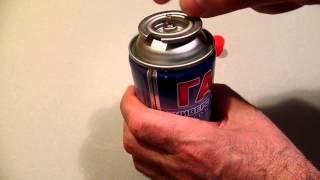 видео газовая горелка для пайки