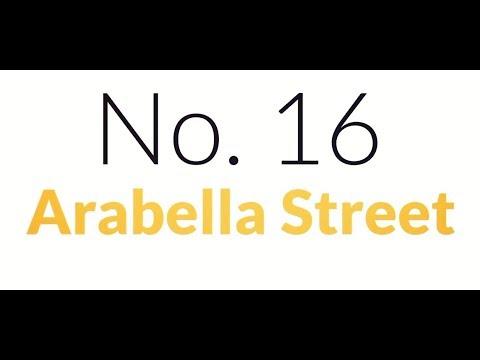 No. 16 Arabella St