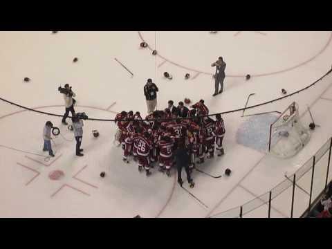 Harvard wins the 2017 Beanpot