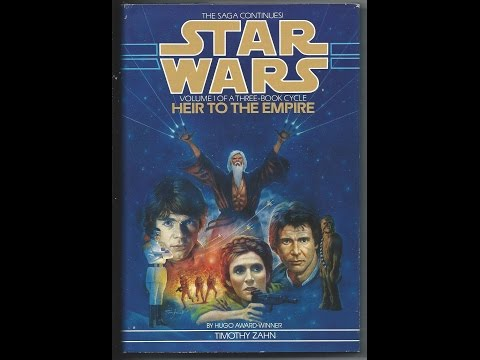 Timothy Zahn Speaks Out On the Expanded Universe Reboot