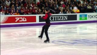 Хавьер Фернандес. Чемпионат мира по фигурному катанию.