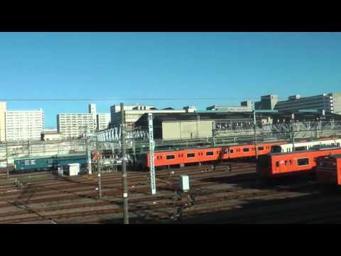 JR大阪環状線103系 OSAKA POWER LOOP Part1 大阪~天王寺 Osaka Loop Line
