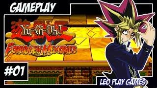 """Yu-Gi-Oh! Forbidden Memories GamePlay#1 PT-BR """"Relembrando o jogo nostálgico"""" [PS2]【Full HD 60 FPS】"""