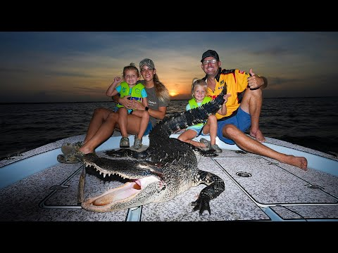 Gator Hunting: A family Tradition (Florida Alligator Hunting)
