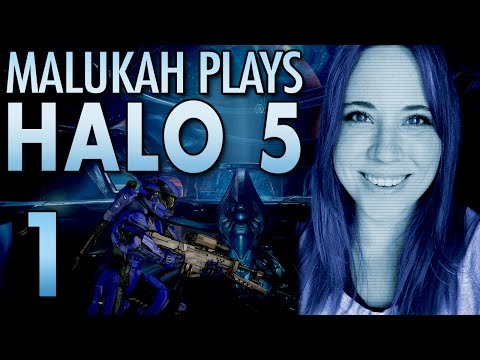 Malukah Plays the Halo 5 Beta