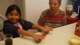 Grandma's Tortilla Lessons