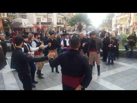 Η Κρήτη στους δρόμους της Θεσσαλονίκης