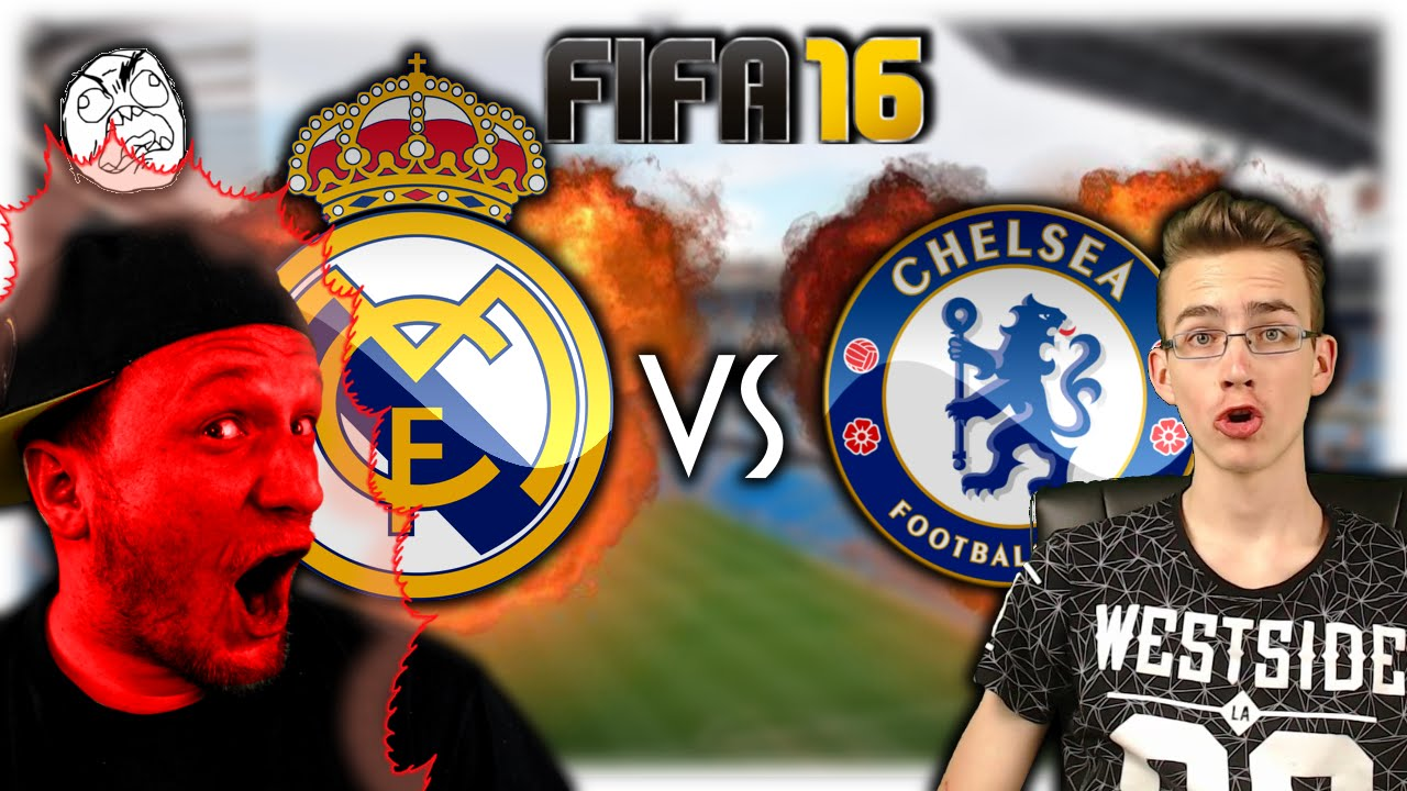 fifa 16 duell vs rage puschen real vs chelsea alf auf. Black Bedroom Furniture Sets. Home Design Ideas