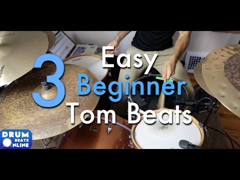 how to learn drum beats