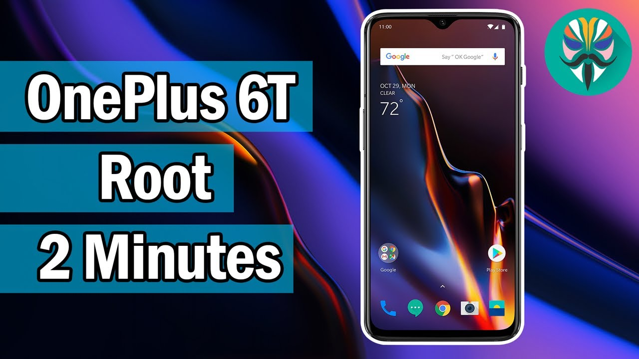 Root OnePlus 6T using OnePlus 6T Manager wit… | OnePlus 6T