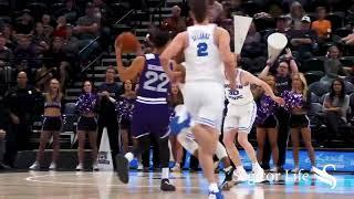 Dusty Baker: Weber State Men's Basketball Highlights '17 '18