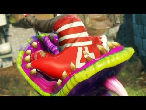 Plants vs. Zombies: Garden Warfare - Chomper DOMINATION!