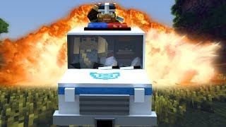 БЕЗБАШЕННЫЕ ГОНКИ (Minecraft)