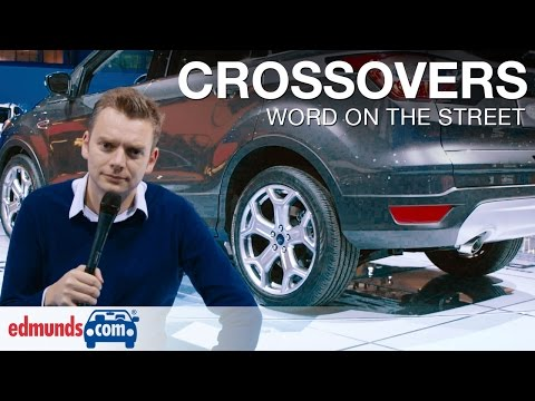 Consumers Contemplate Compact Crossovers | Word on the Street
