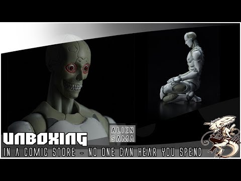 1/12 Scale TOA Heavy Industries Synthetic Human