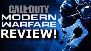 "Call of Duty Modern Warfare Review! FUN or ""Too Far?"" (Ps4/Xbox One)"