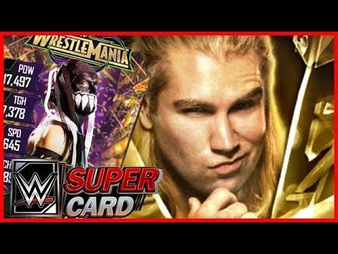 WWE SUPERCARD [FR] | WRESTLEMANIA 34 : LA FREEBIE !!!