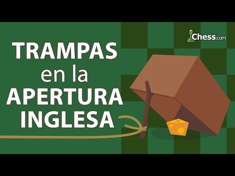 Apertura Inglesa | Trucos en las aperturas de ajedrez
