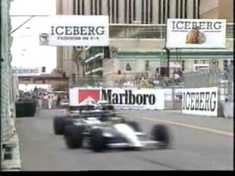 F1   Ayrton Senna, Alesi   Phoenix '90