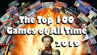 The top 100 games of all time (2019)