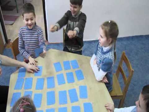 урок 2 знакомство с английским для детей