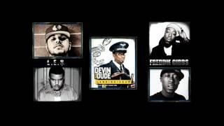 Devin The Dude - Stray (Dat $hit Mix) (ft. L.E.$. & Freddie Gibbs)