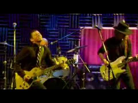 THE BONGOS + MOBY - Bulrushes 2007