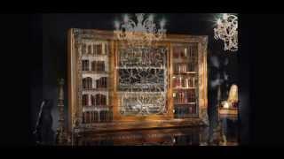 видео классическая мебель из италии