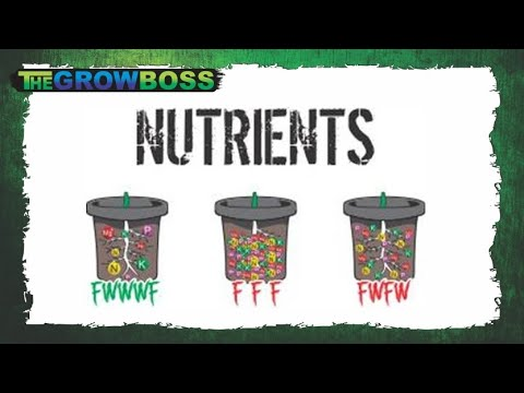 MIXING CANNABIS NUTRIENTS - THE PERFECT PPM CALCULATOR FOR ANY LIGHT AND PLANT COUNT - GROW BOSS