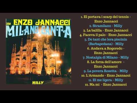 Enzo Jannacci - Milly: Milano canta
