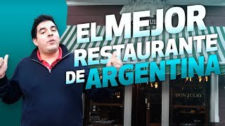 EL MEJOR RESTAURANTE DE ARGENTINA FT.DAVACOCINERO | Don Julio Parrilla