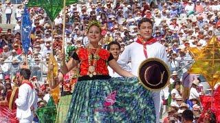 Guelaguetza 2015: Ciudad Ixtepec (2do lunes, 10am)