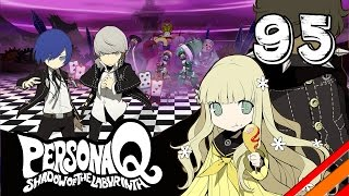 "Persona Q: Shadow of the Labyrinth | ""Conveyor Belts Everywhere!"" 