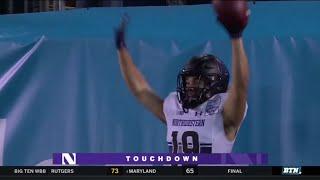 Football - Holiday Bowl game highlights (12/31/18)