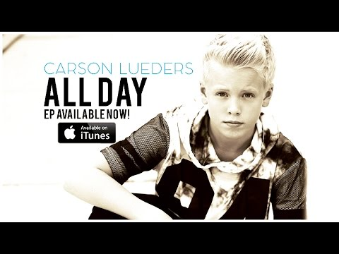 Carson Lueders - All Day EP (Songs)