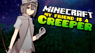 My Friend is a Creeper: THE SKELETON BOY! (Minecraft Roleplay) - S2 Ep. 4