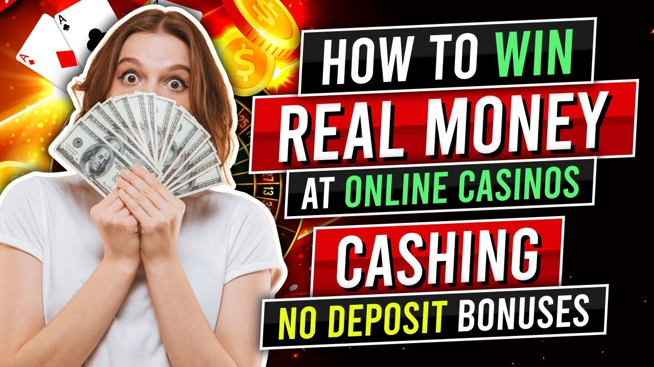 How To Win Real Money At Online Casinos in 2021: No Deposit Bonus Codes 🍀  - YouTube