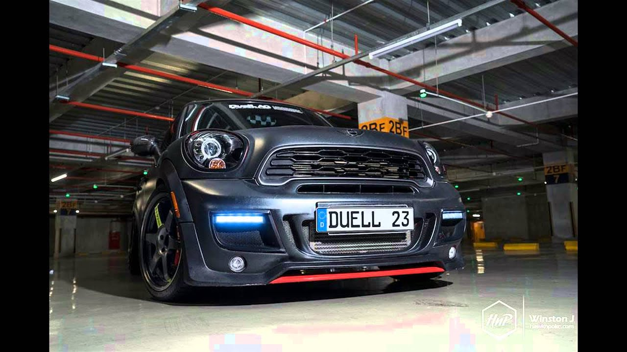 Dia Show Tuning Duell Ag Mini Countryman Youtube
