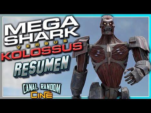 Download MEGASHARK VS KOLOSSUS: Duelo de Titanes - PELÍCULAS MALAS