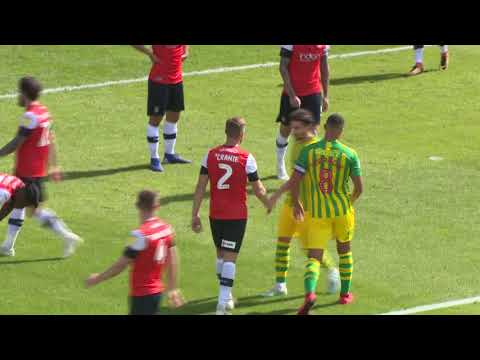 Luton Town v West Bromwich Albion highlights