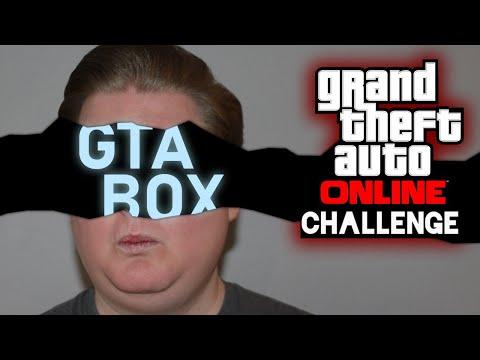 Mit VERBUNDENEN AUGEN Die GTA Challenge Schaffen?
