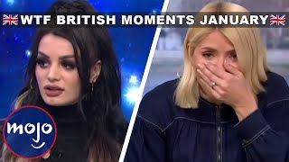 Top 10 WTF British Moments of January 2020