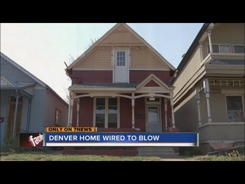 Denver Home Conceals Booby-trapped Secret Mobster Hideaway
