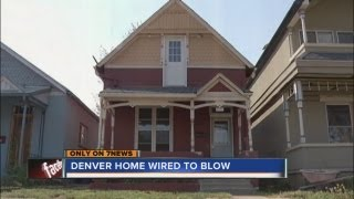 Denver home conceals booby-trapped secret mobster hideaway