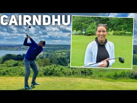 Kelsey's Favorite Golf Course | Cairndhu Golf Club PART 1