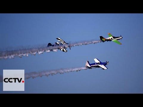 L'Airshow de Chine met en valeur l'aviation générale