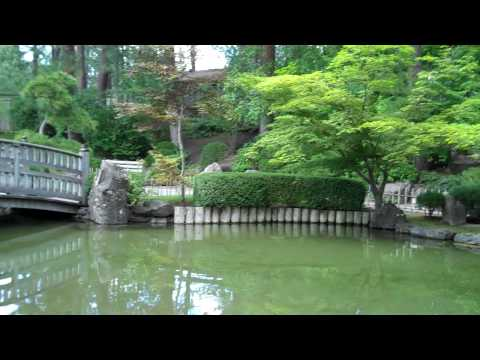 Japanese Garden Spokane WA Manito Park